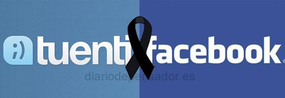 Fallecidos en redes sociales